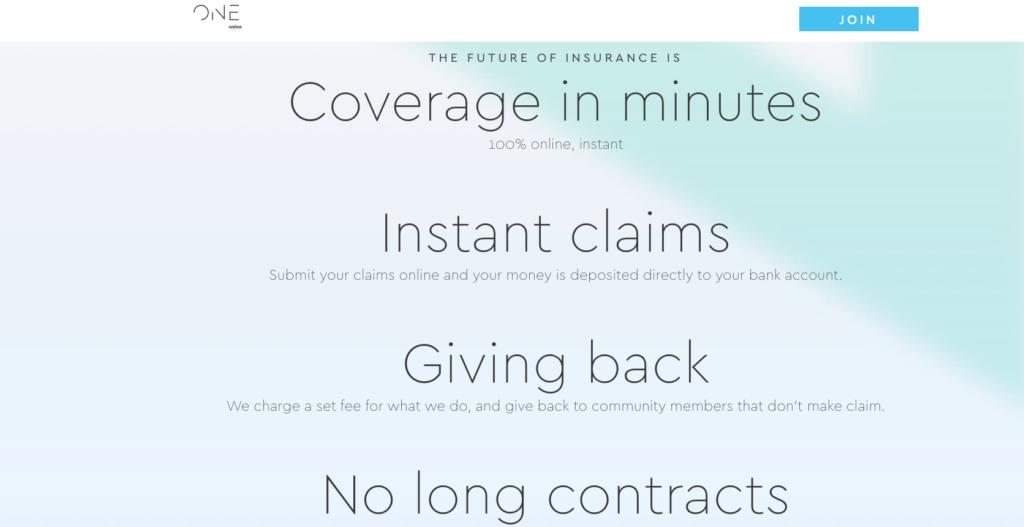 Ecran One Insurance