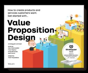 Couverture Value Proposition Design