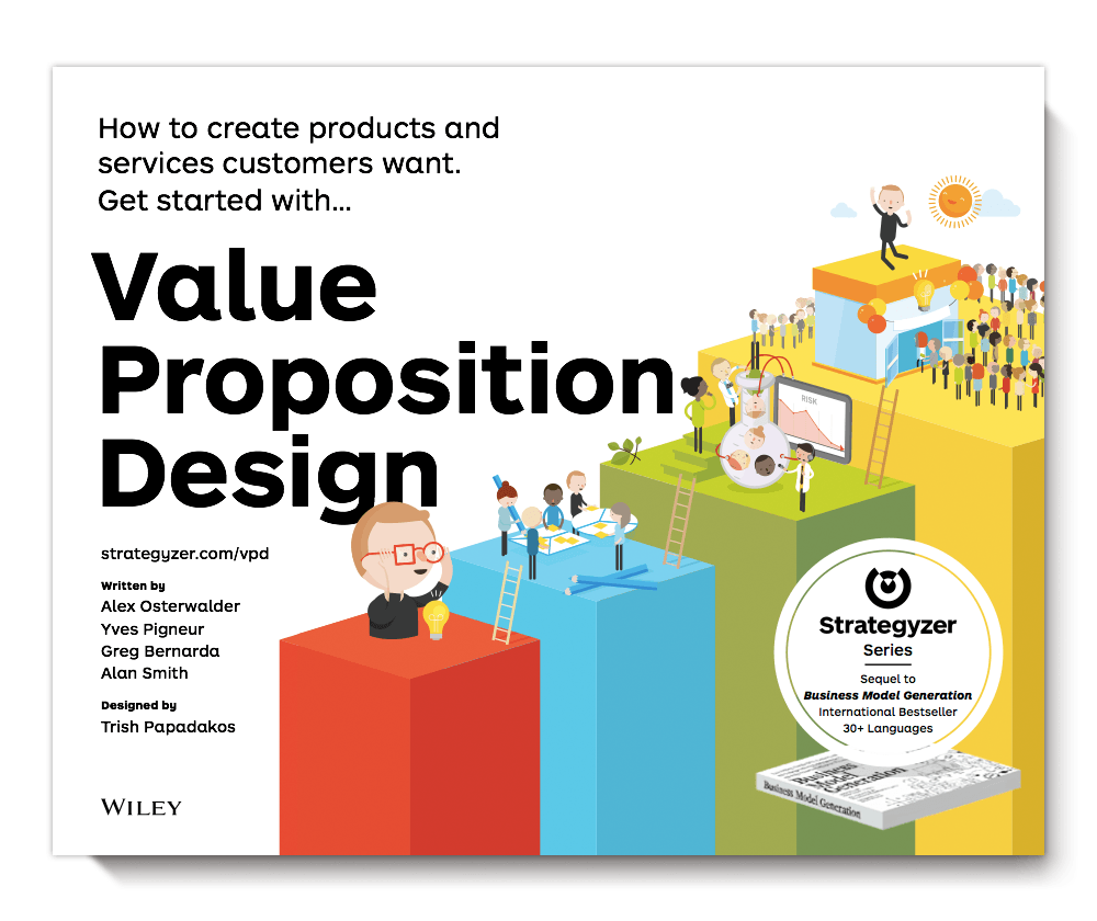Couverture Value Proposition Design